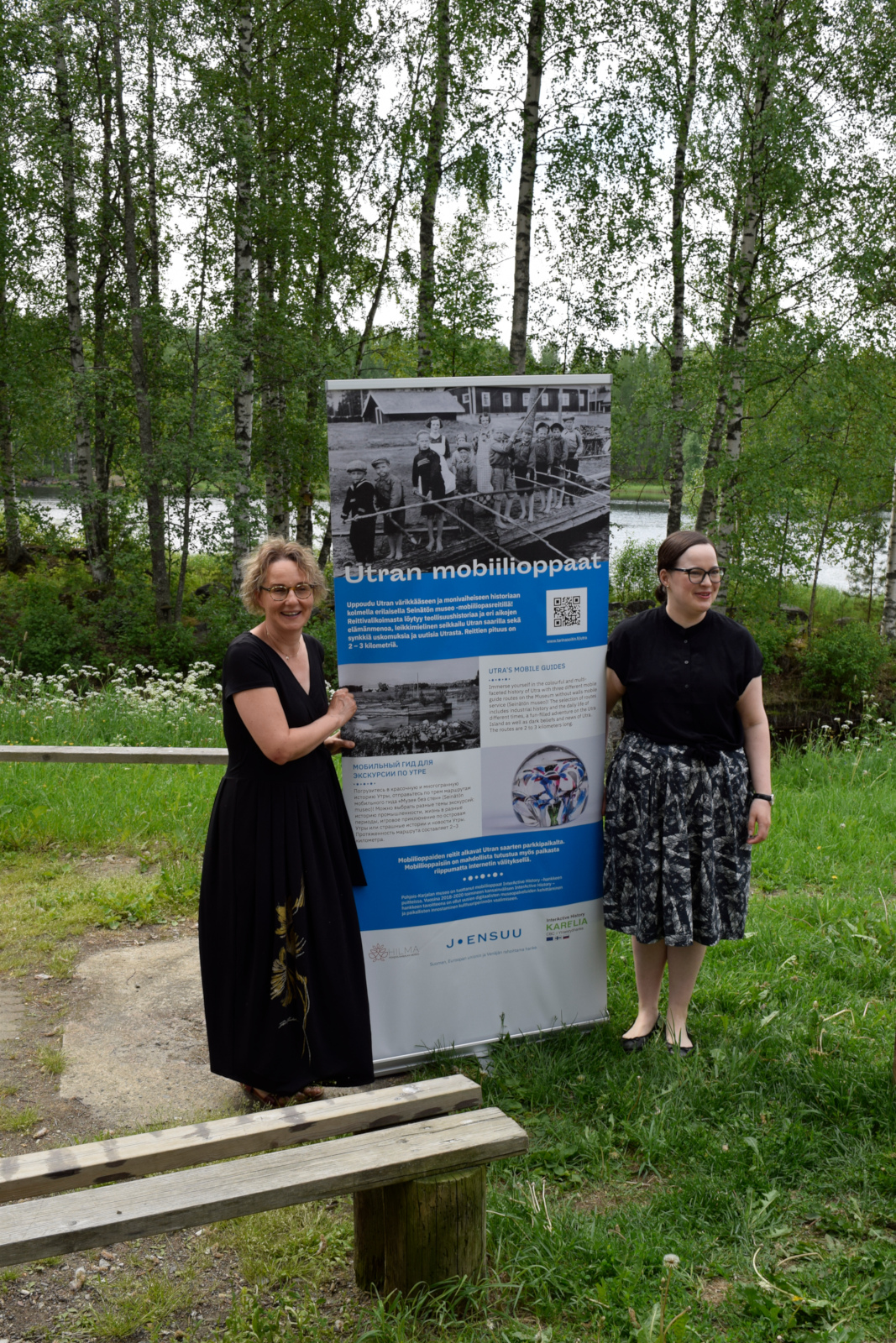 North Karelian Museum published Utra's mobile guides