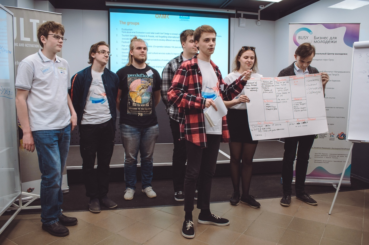 International Startup Week was held in Petrozavods