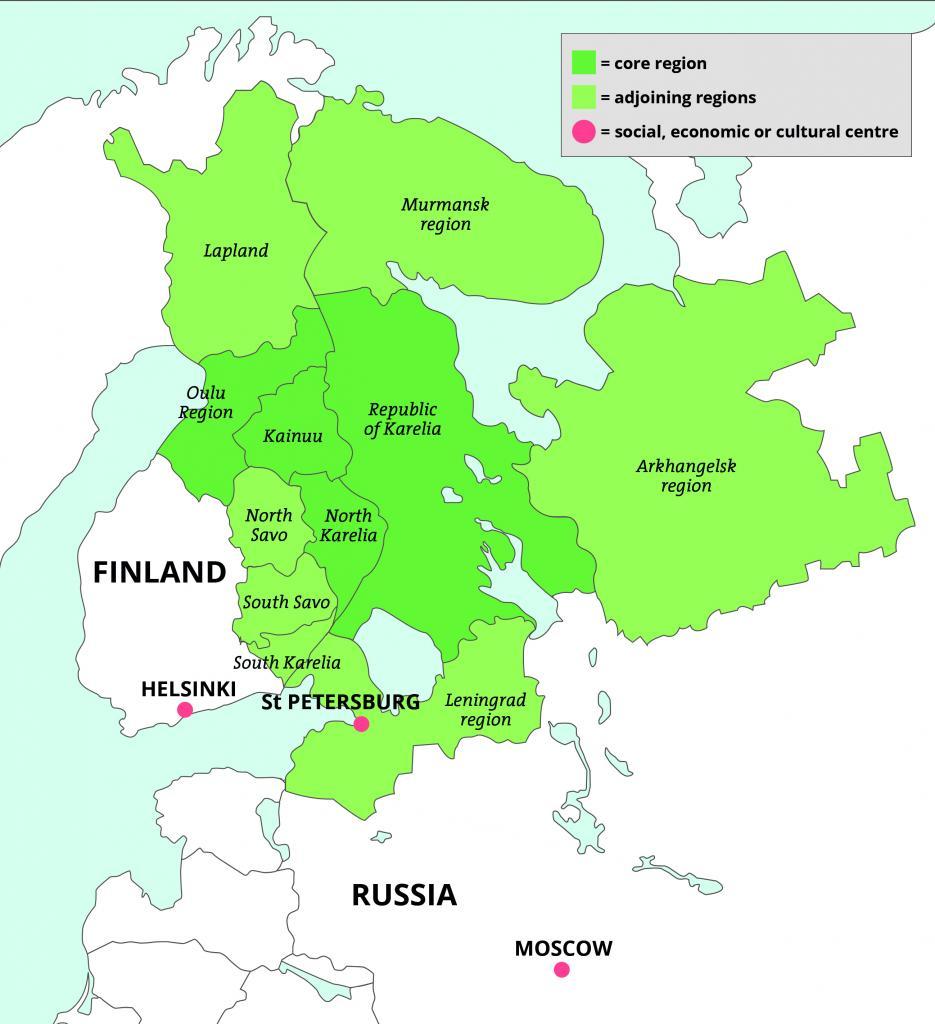 Programme Region Karelia Cbc