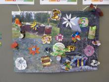 Trash art, WasteLess project